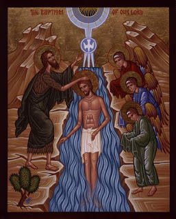 The Feast of the Baptism of Our Lord