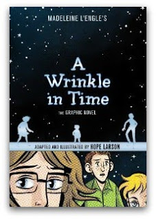 Maggie's Quick Picks: A Wrinkle in Time {the Graphic Novel!}