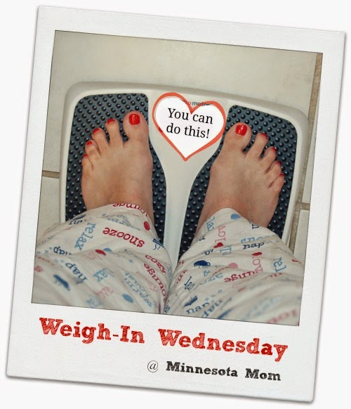 Weigh-In {Easter} Wednesday