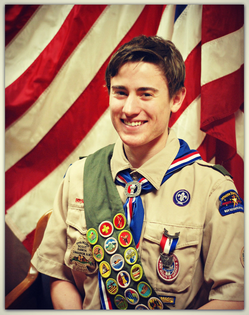 The Wings to Fly: Thoughts about Honesty, Temperance and my Son becoming an Eagle Scout