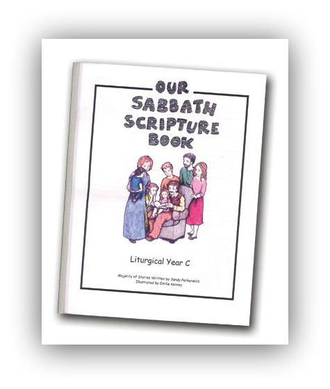 Maggie's Quick Picks: Our Sabbath Scripture Book by Family Formation