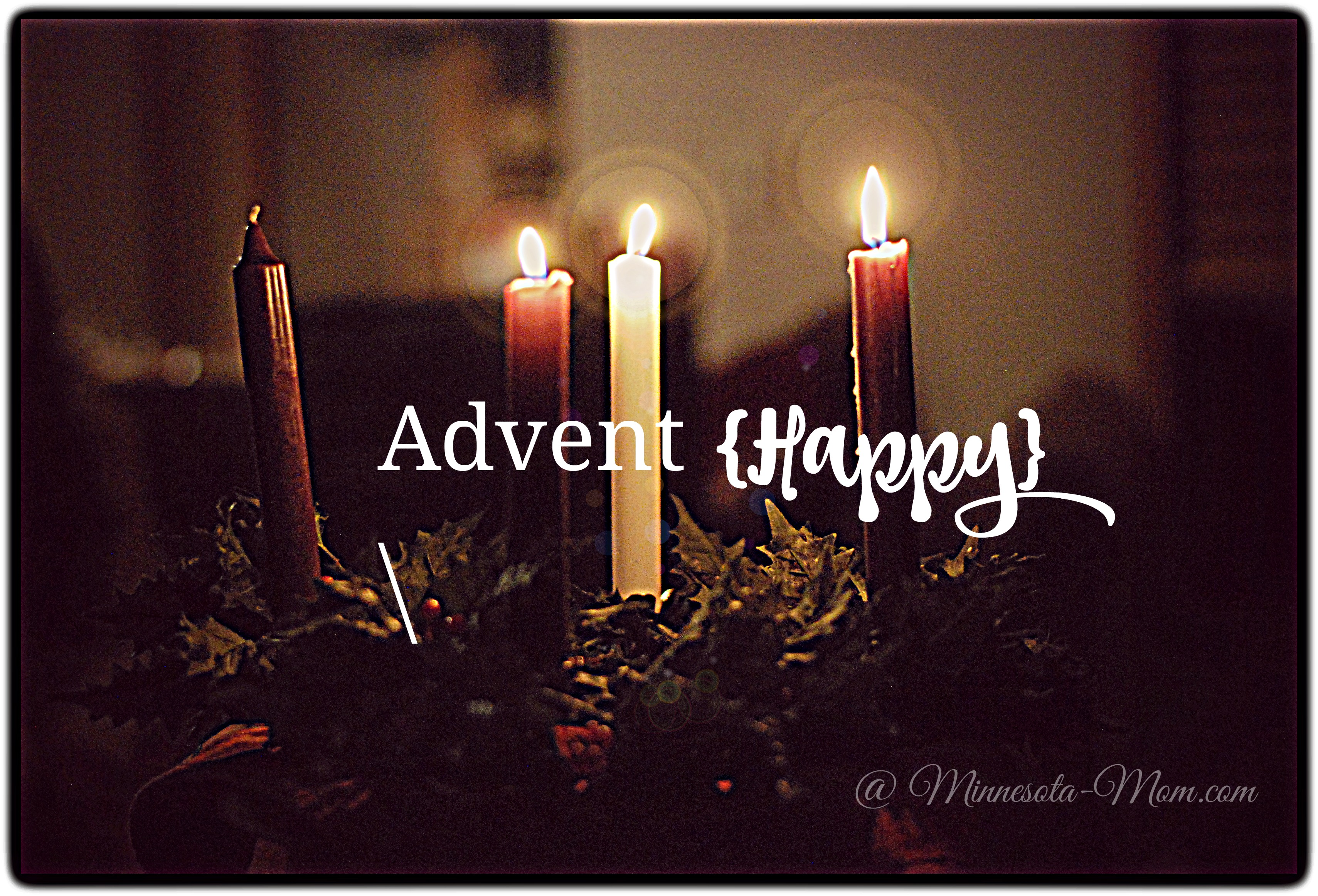 Advent {Happy}