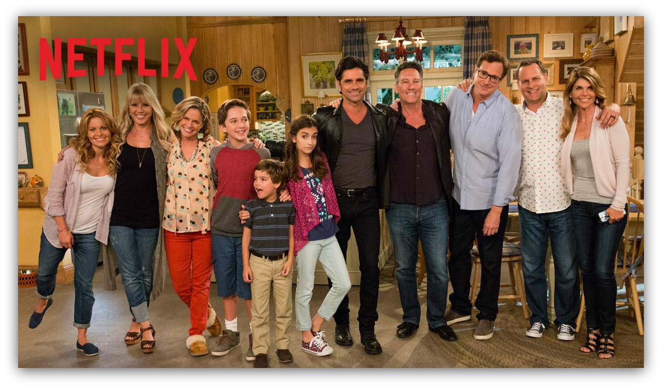 """Our """"Full House"""" is getting """"Fuller"""""""